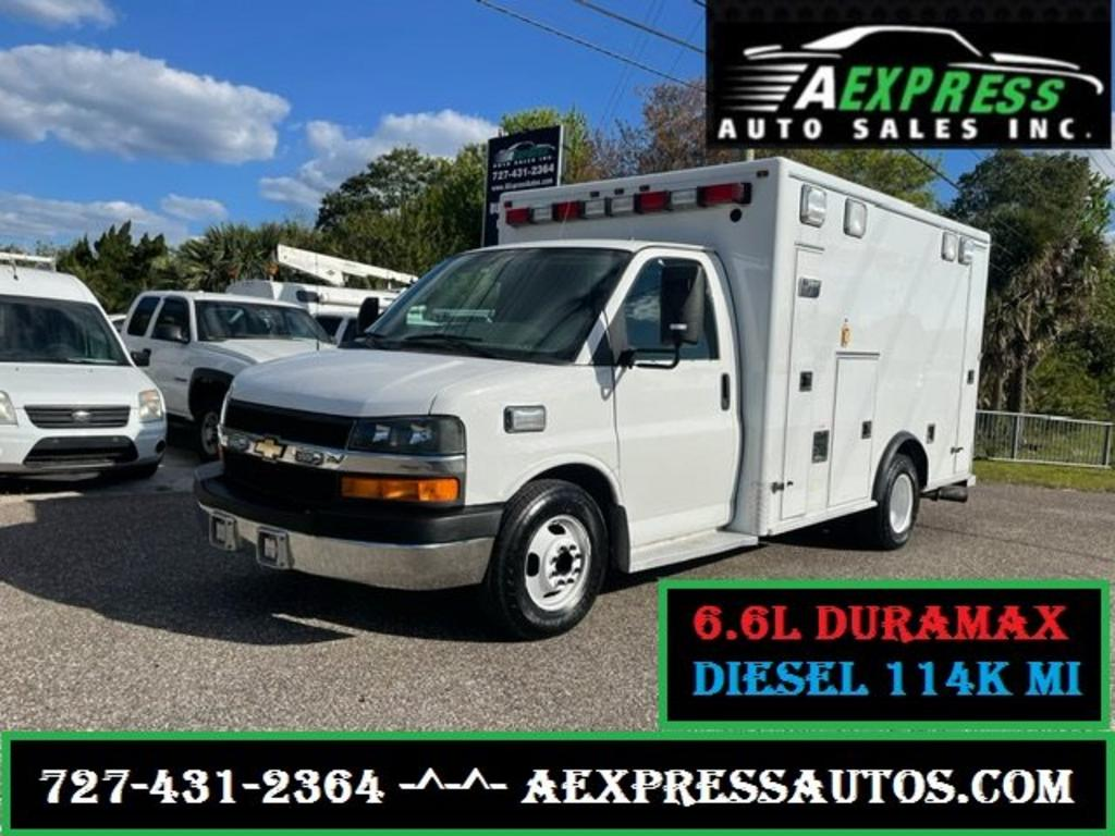 2012 Chevrolet Express 3500 3500 photo