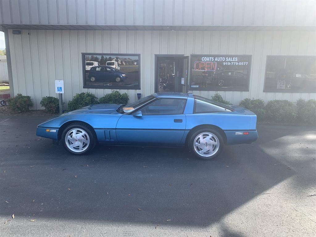 1989 Chevrolet Corvette photo