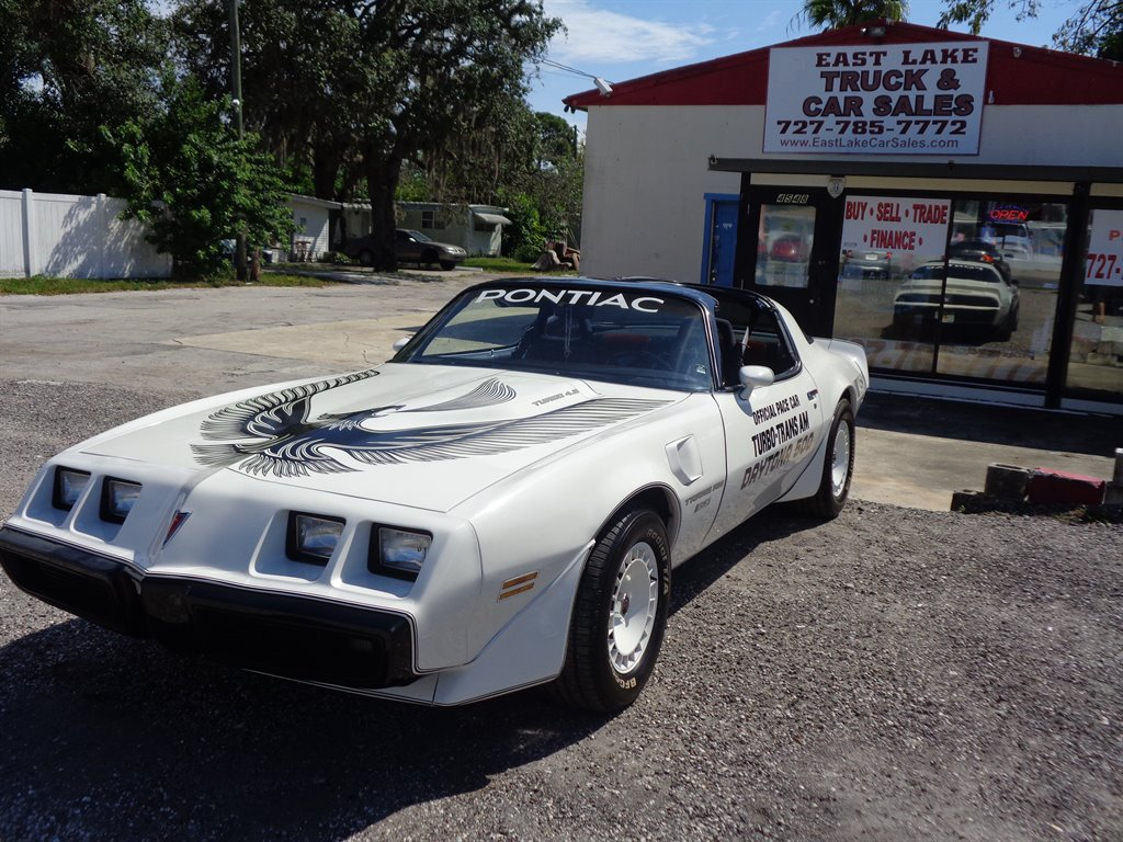1981 Pontiac Firebird Trans Am SE Turbo photo