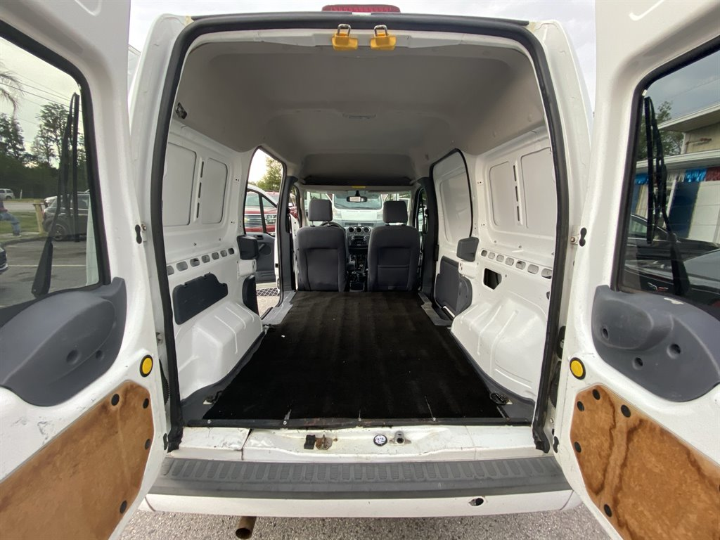 2013 Ford Transit Connect Cargo Van XLT photo