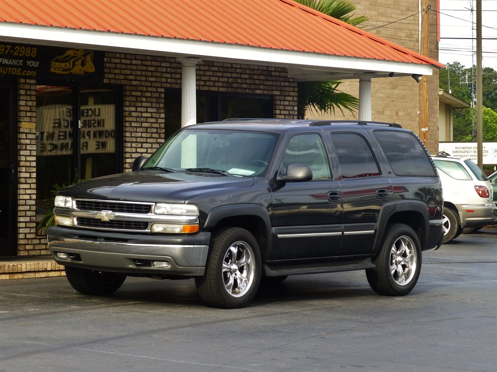 2005 Chevrolet Tahoe LS photo