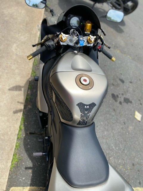 2005 Kawasaki ZX6-R  photo