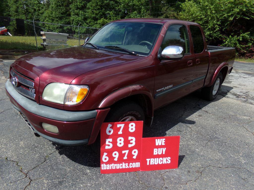 2003 Toyota Tundra SR5 photo