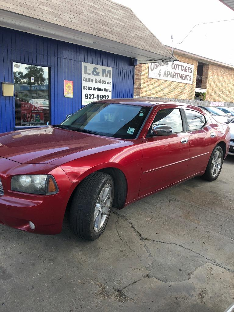 The 2010 Dodge Charger SXT