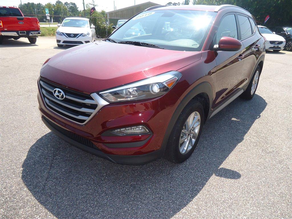2018 Hyundai Tucson SEL photo