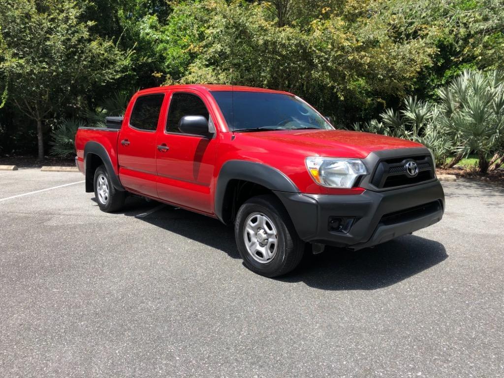 2012 Toyota Tacoma photo