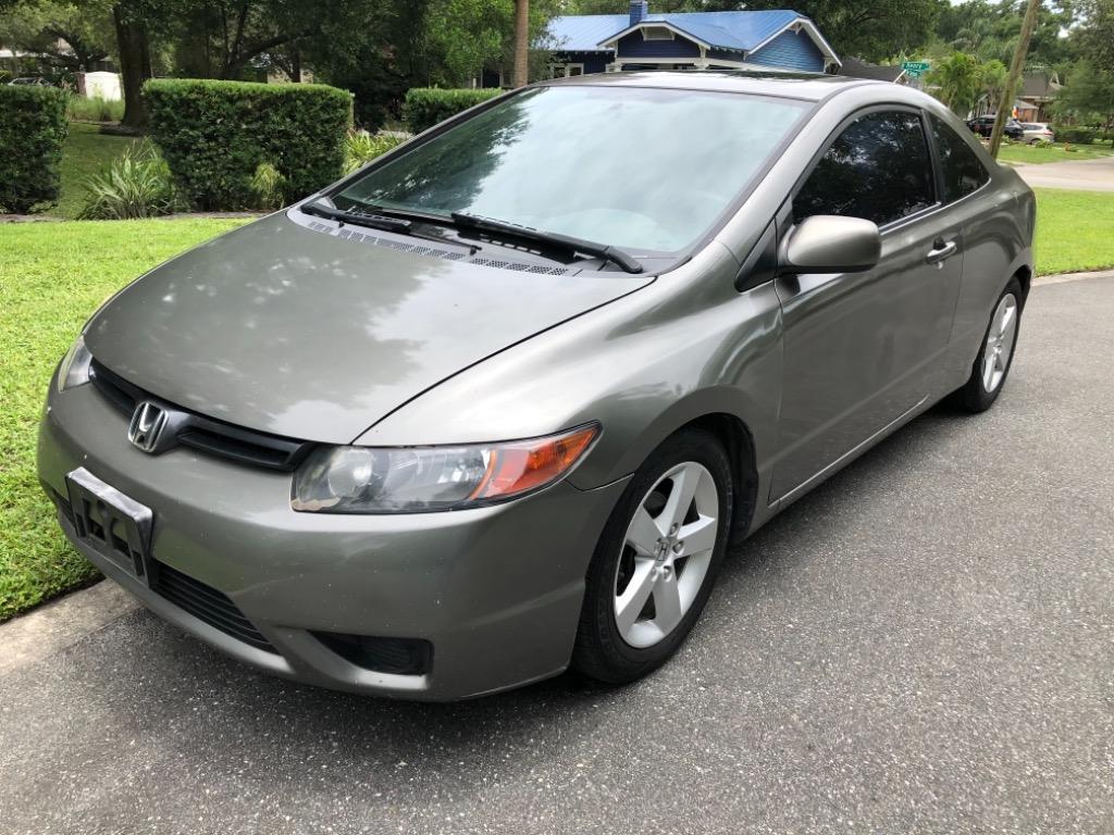 The 2007 Honda Civic EX photos