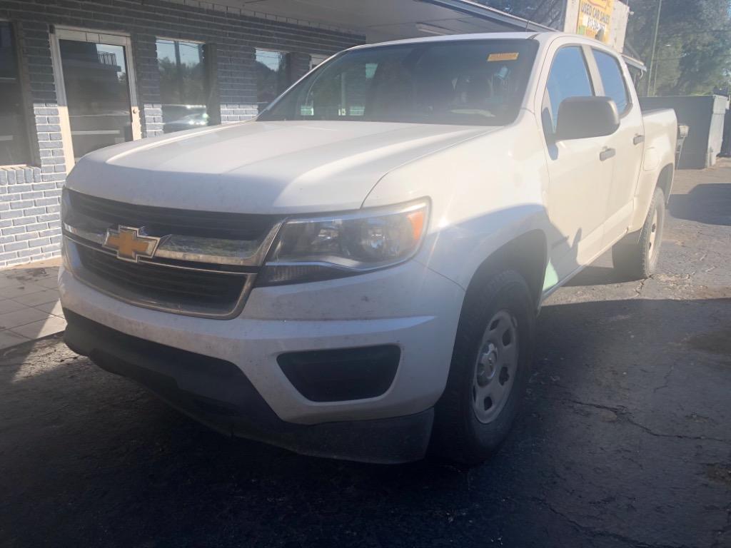 2016 Chevrolet Colorado Z71 photo