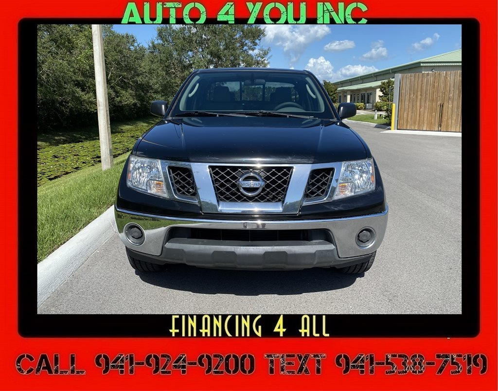 2010 Nissan Frontier XE photo