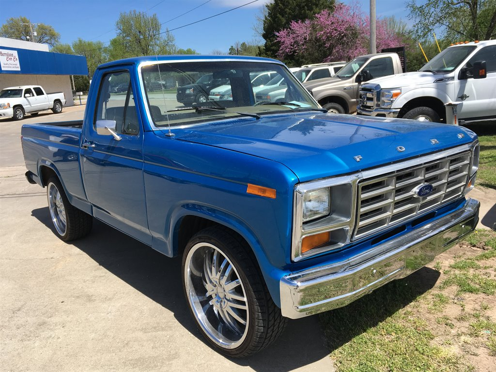 1981 Ford F-100 photo