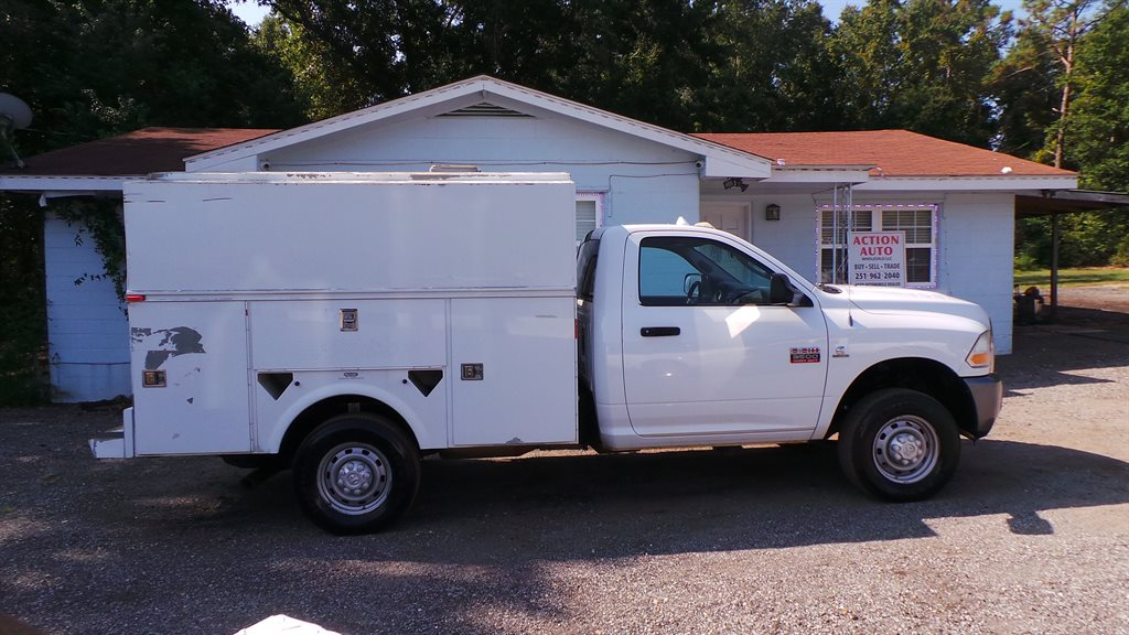 2011 RAM 3500 ST photo