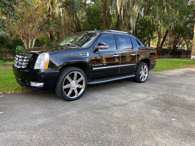 2008 Cadillac Escalade EXT photo
