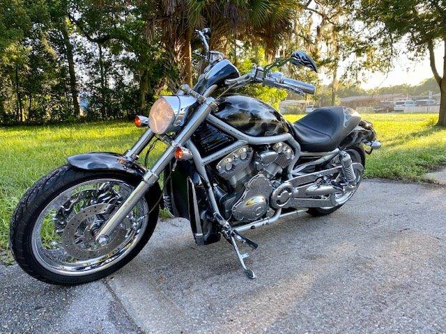 2003 Harley-Davidson V ROD  photo