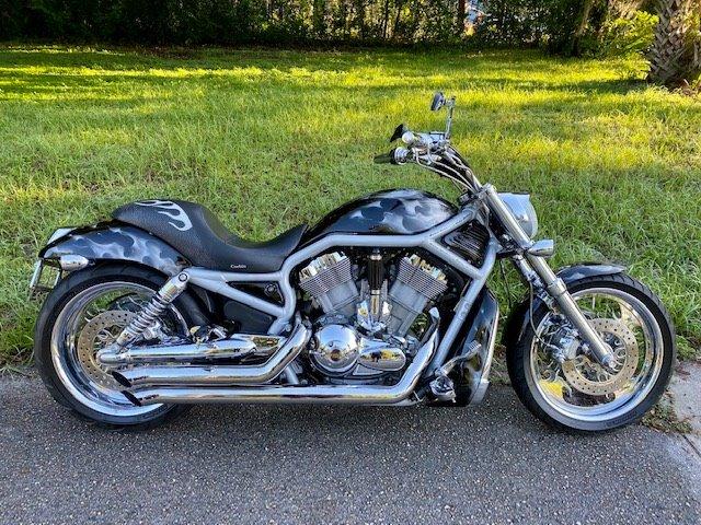 The 2003 Harley-Davidson V ROD  photos