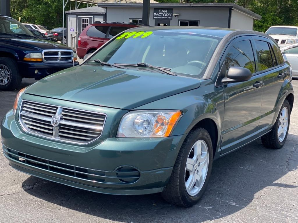 2008 Dodge Caliber SXT photo