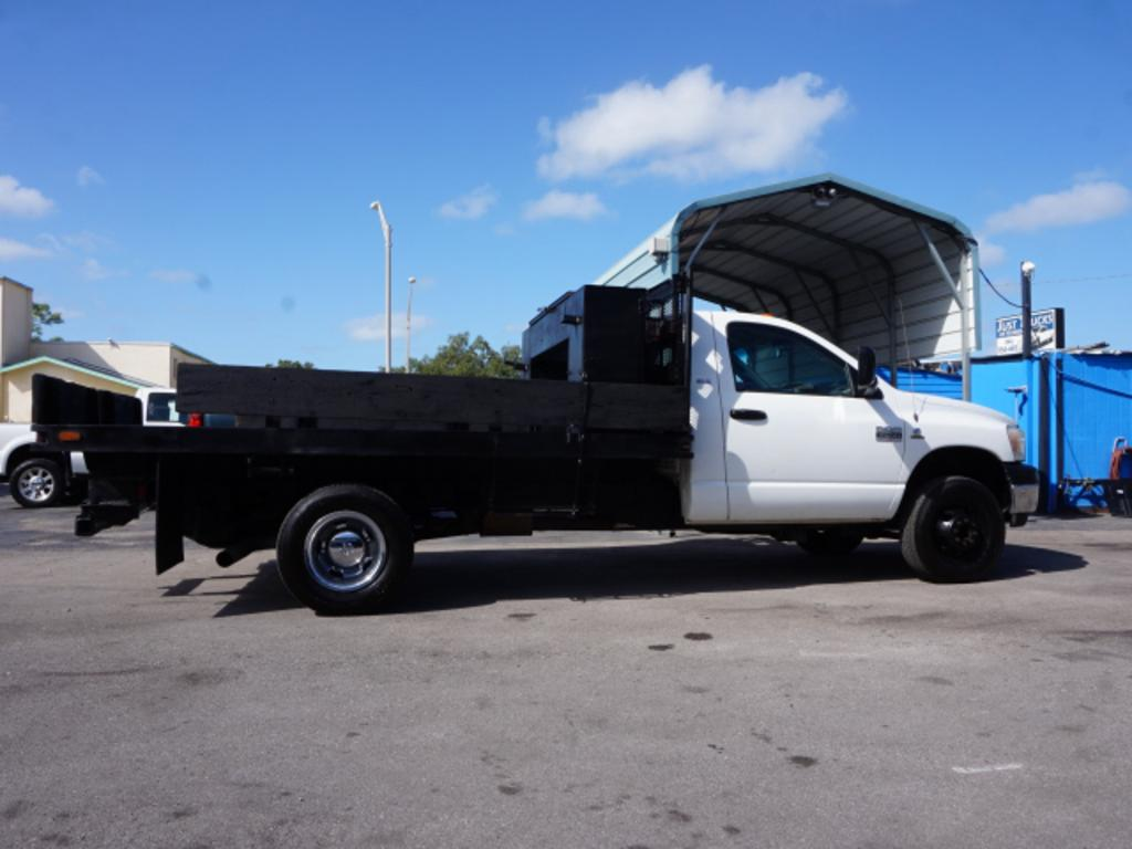 2007 Dodge Ram 3500 SLT photo