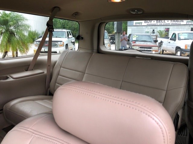 2002 Ford Excursion Limited photo