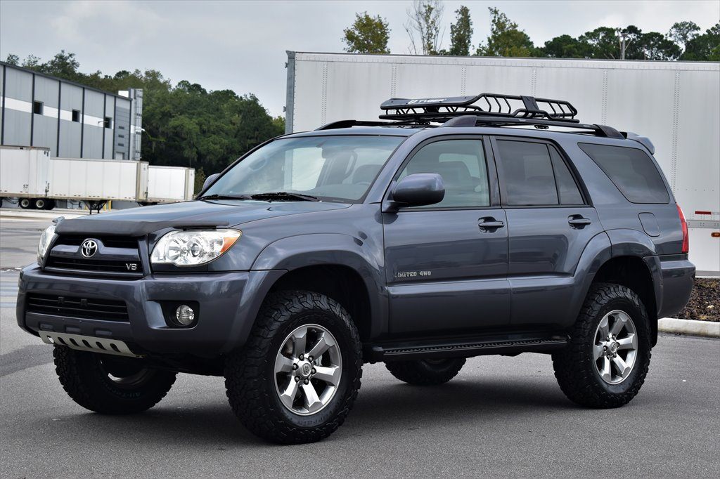 2008 Toyota 4Runner Limited photo