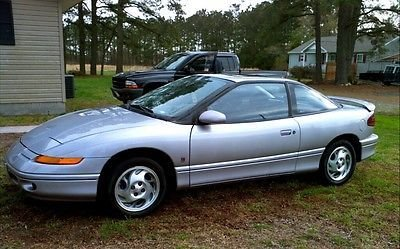 1996 Saturn S-Series SC2 photo