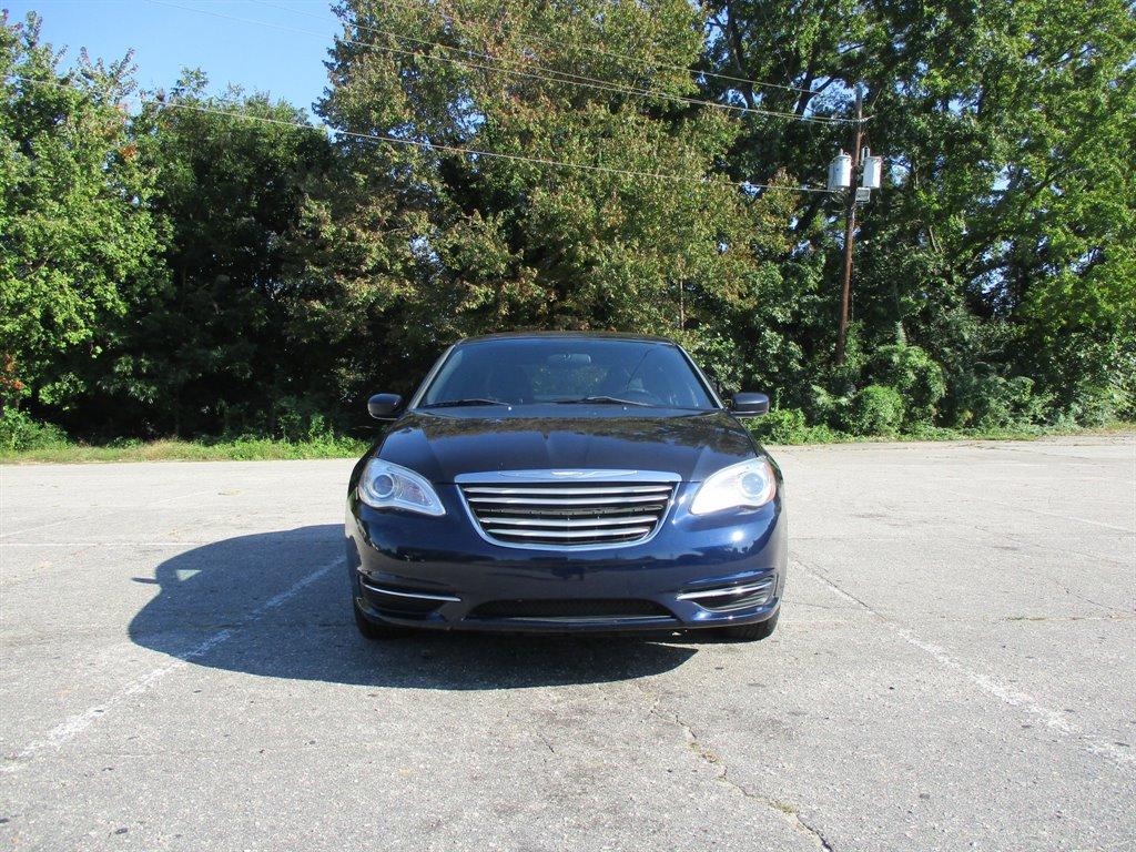 2012 Chrysler 200 Touring images