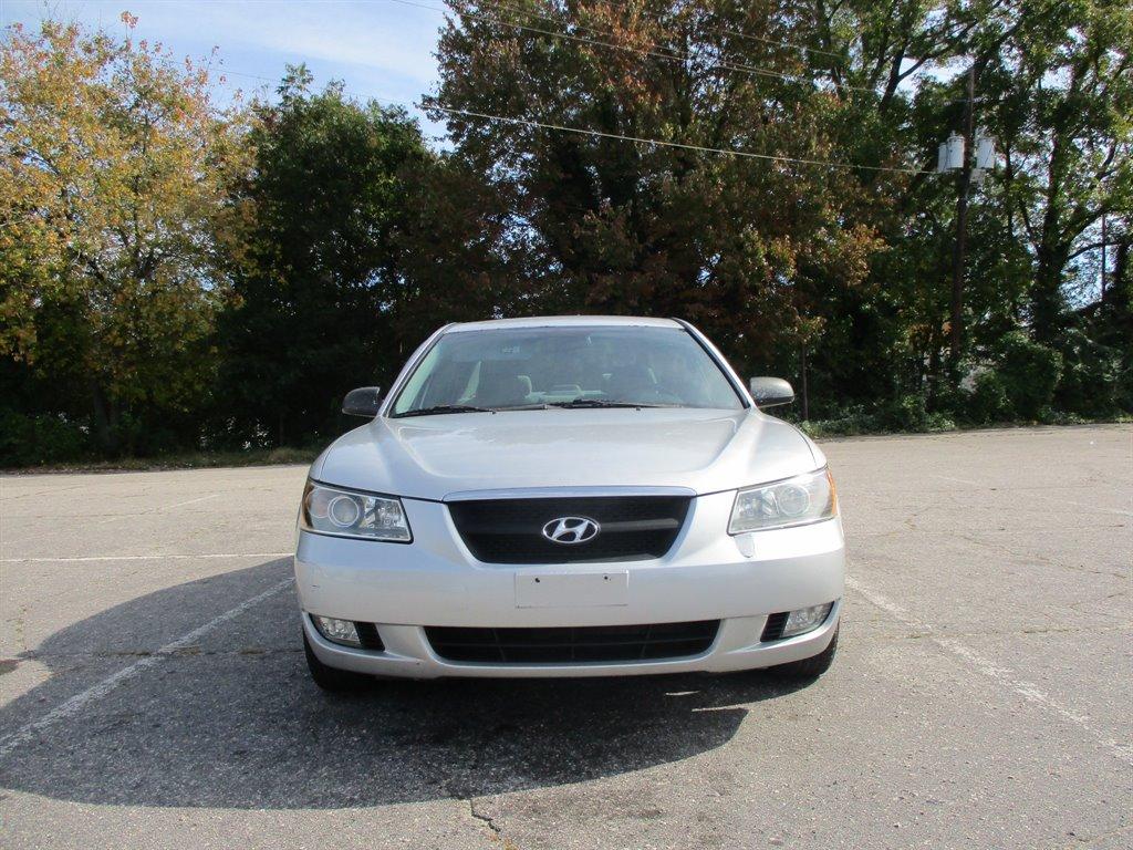 2006 Hyundai Sonata LX photo