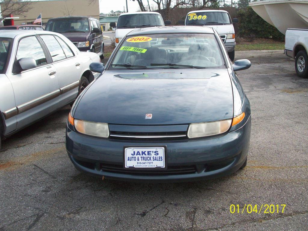 2002 Saturn L-Series L100 photo
