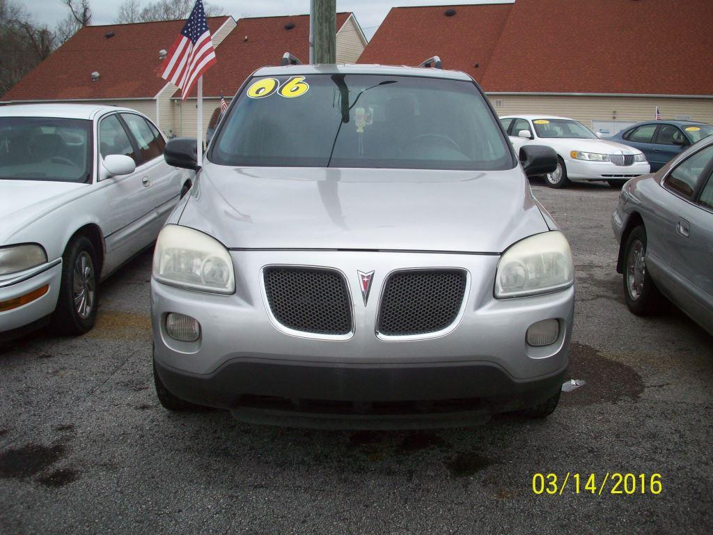 2006 Pontiac Montana photo