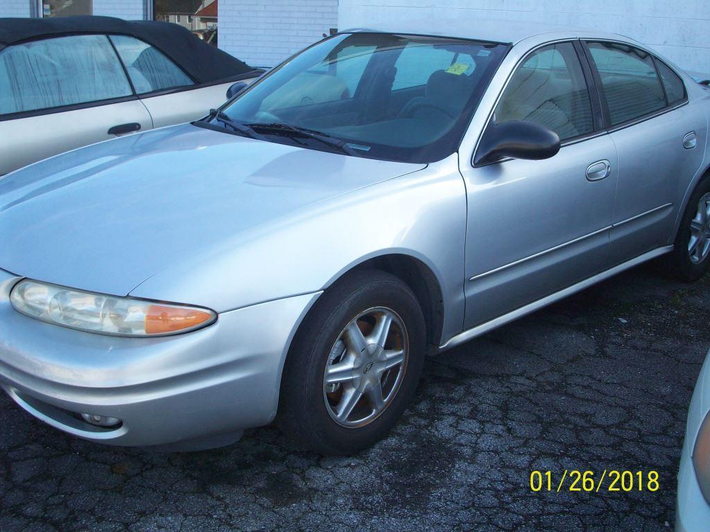 2004 Oldsmobile Alero GL1 in Jacksonville, NC | Used Cars