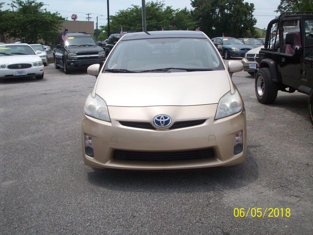 2010 Toyota Prius II photo