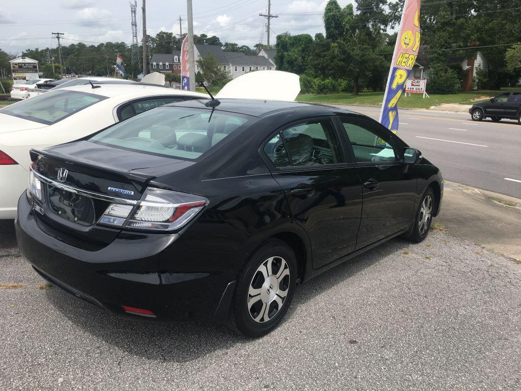 2013 Honda Civic Hybrid w/Leather photo