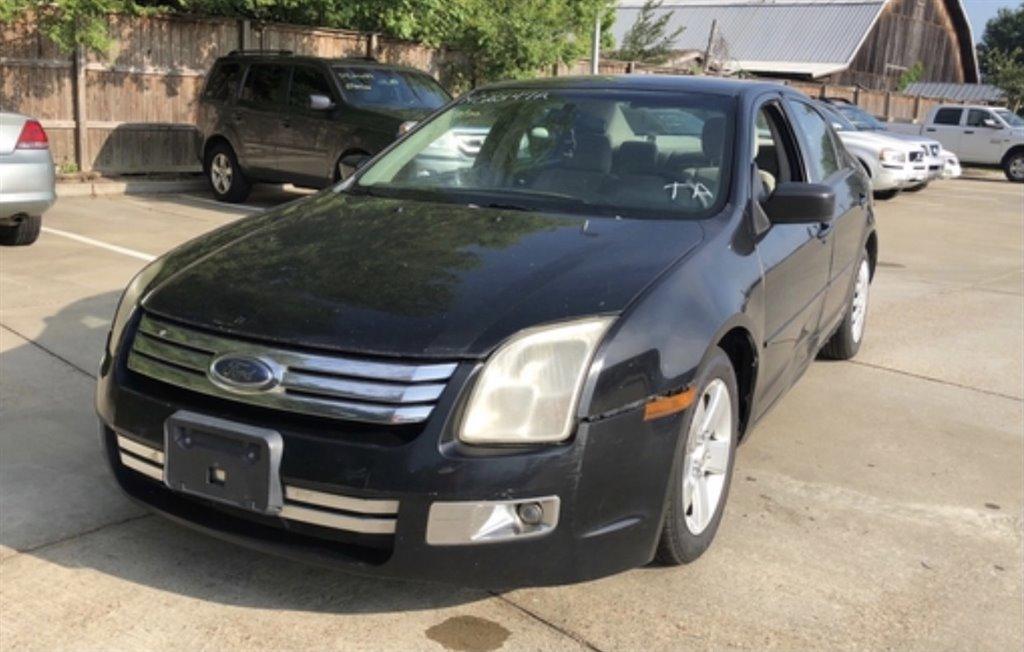 2008 Ford Fusion I4 photo