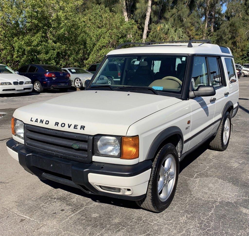 2001 Land Rover SLX SE photo