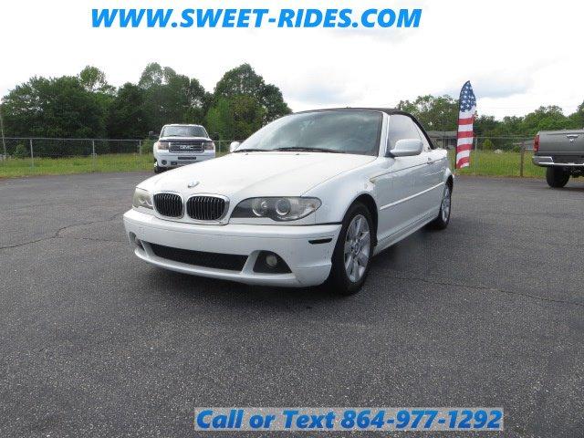 2006 BMW 3-Series 325Ci photo
