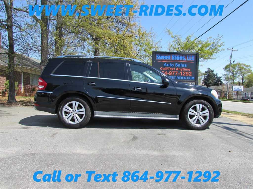 2010 Mercedes-Benz GL-Class GL450 photo