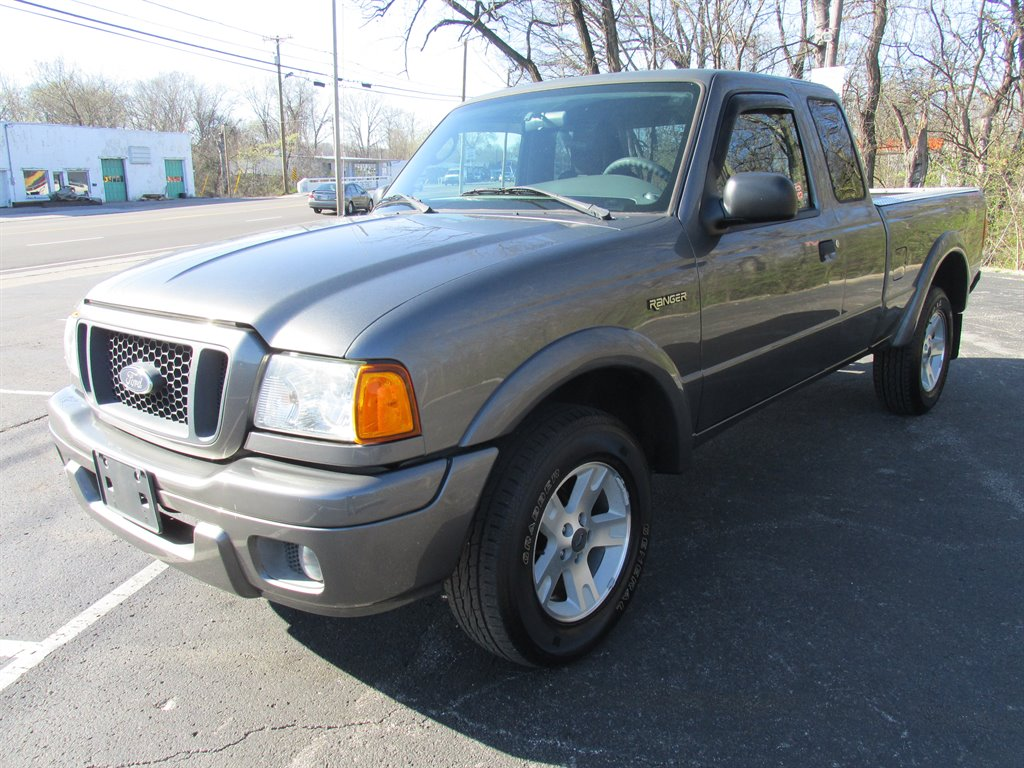 used ford ranger for sale chattanooga tn cargurus. Black Bedroom Furniture Sets. Home Design Ideas
