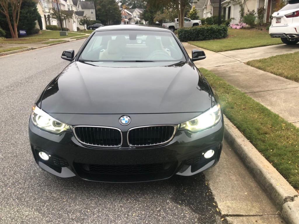 2018 BMW 4-Series 430xi