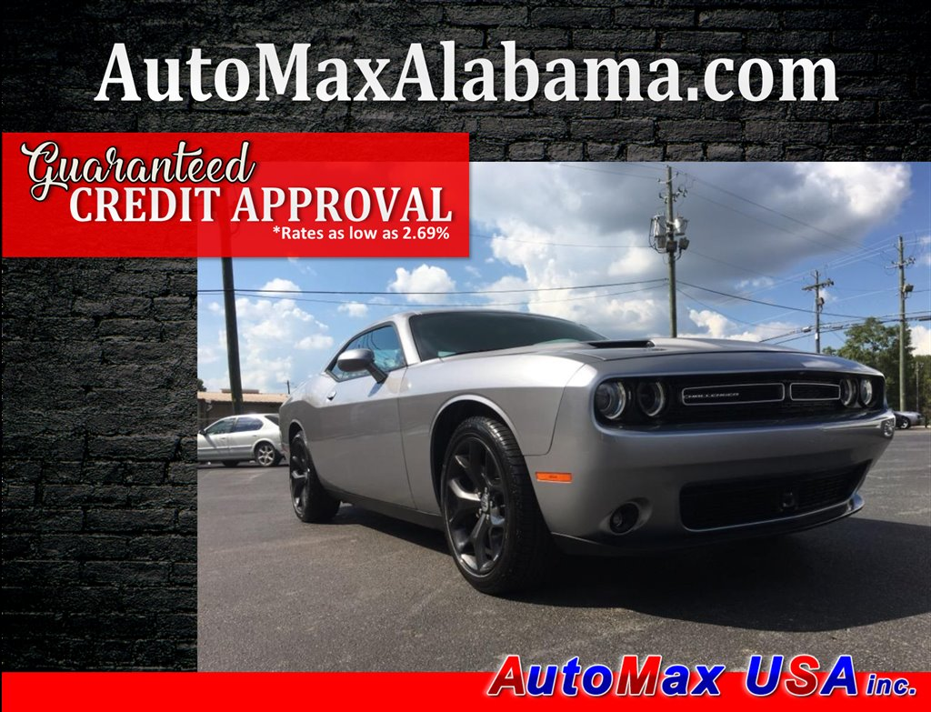 2018 Dodge Challenger SXT photo