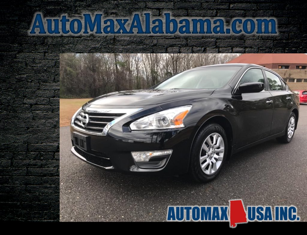 2015 Nissan Altima 2.5 S photo
