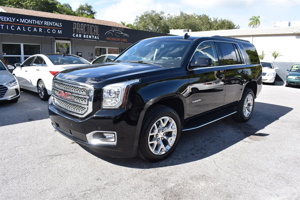 2016 GMC Yukon SLT photo