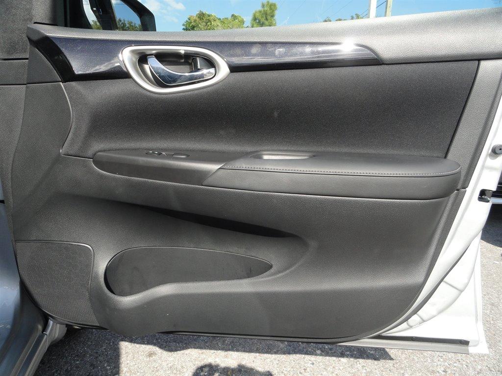 2018 Nissan Sentra sv photo