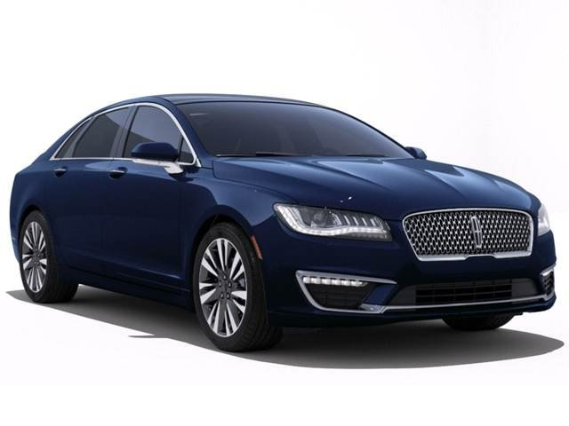 2017 Lincoln MKZ Select images