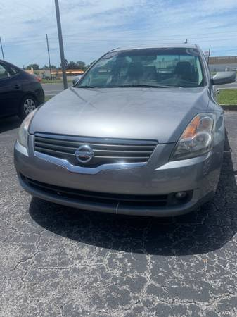 2007 Nissan Altima 2.5 photo