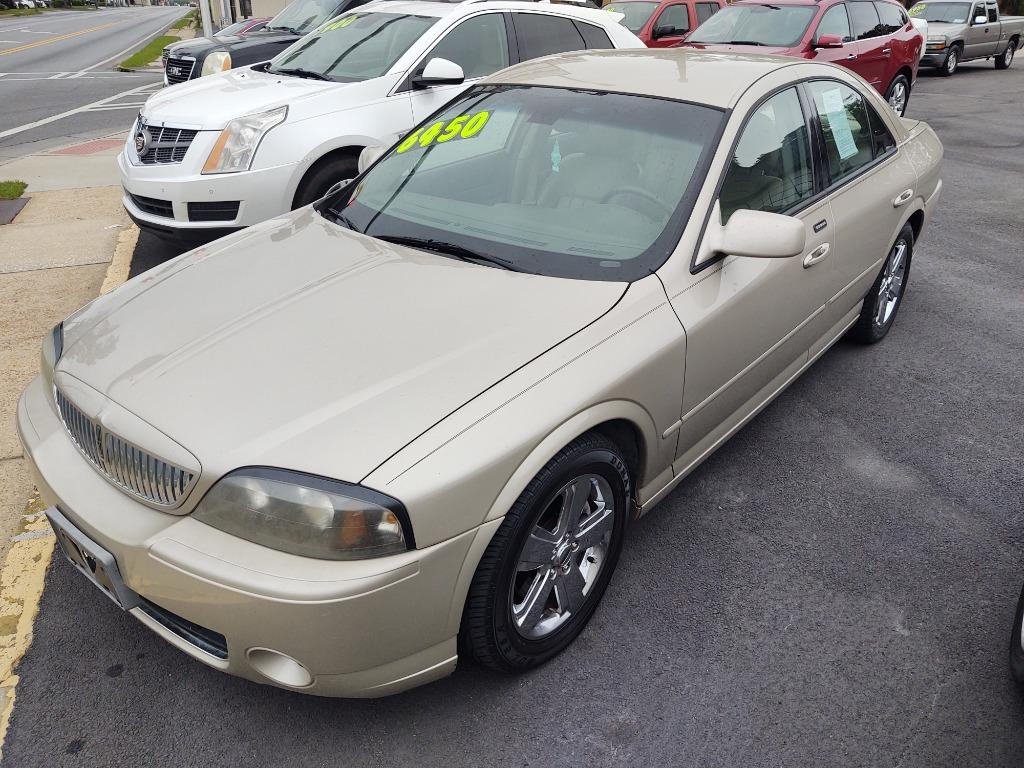 2006 Lincoln LS Sport photo