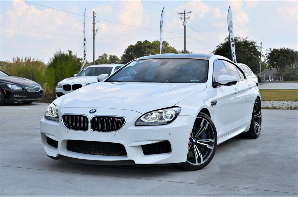 2014 BMW M6 Gran Coupe photo