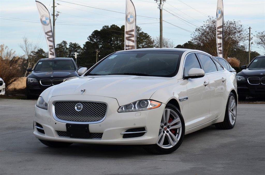 2011 Jaguar XJL photo