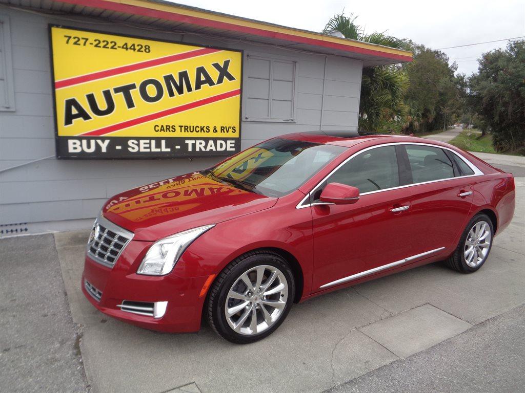 2014 Cadillac XTS Premium Collection photo
