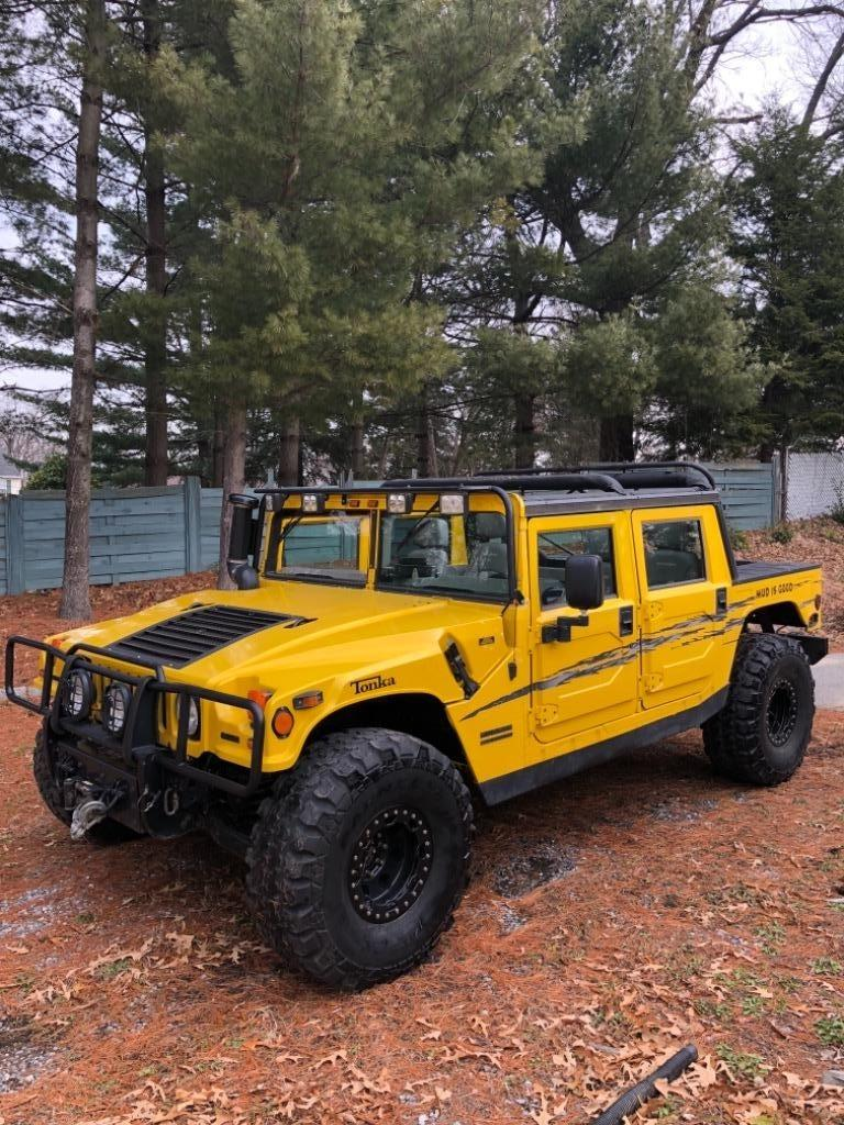 1999 AM General Hummer Open Top