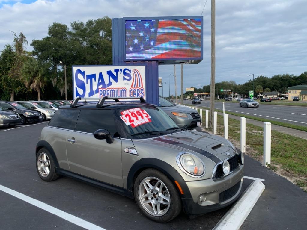 2008 MINI Cooper S photo