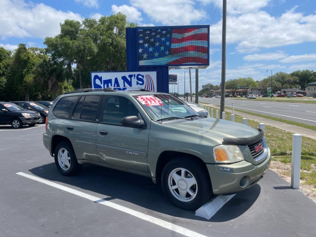 2003 GMC Envoy SLE photo