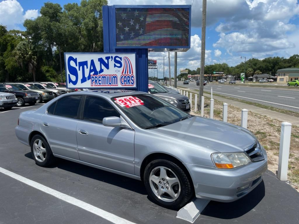2003 Acura TL 3.2 photo